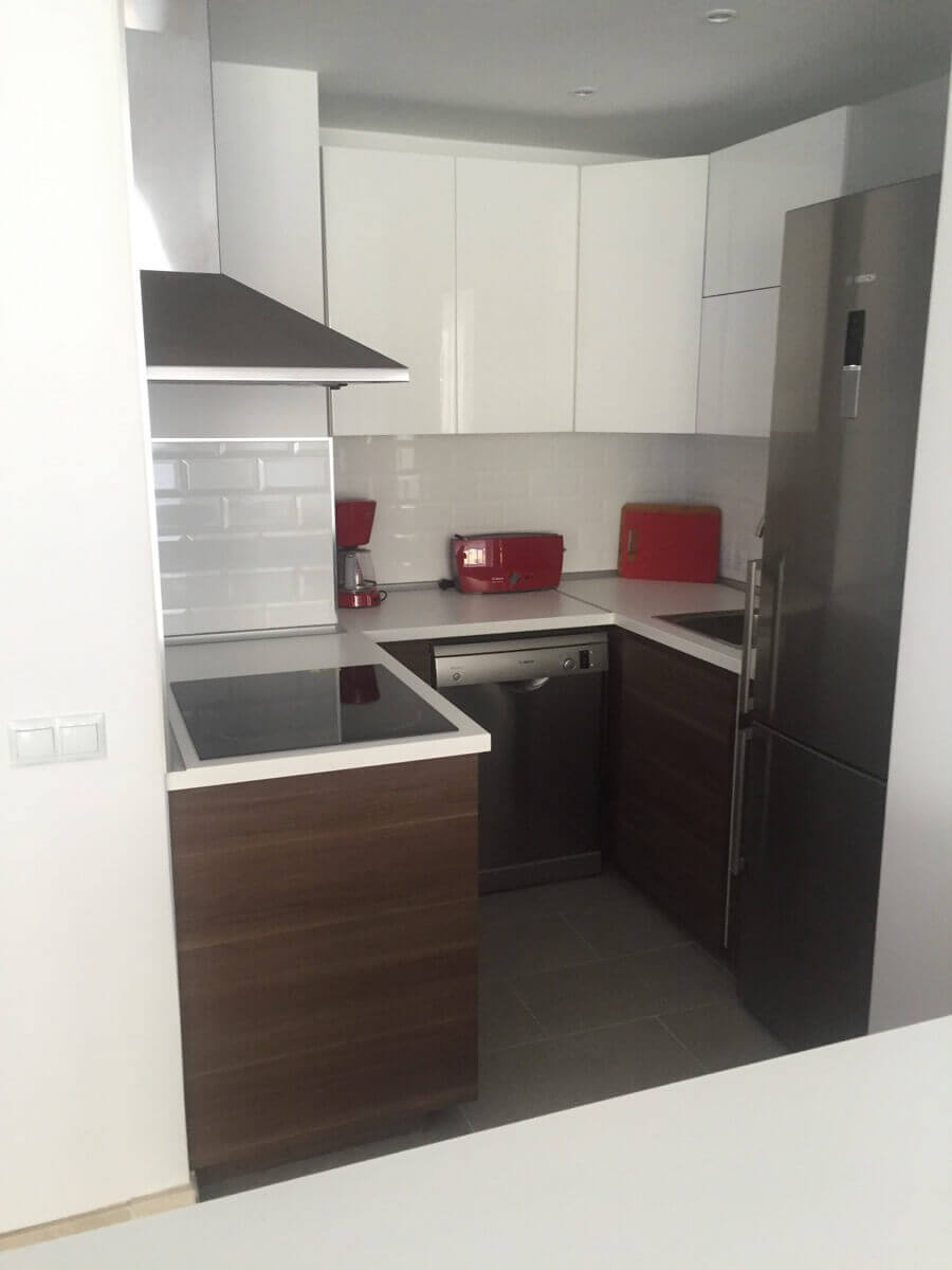 renovated kitchen new design marbella homes