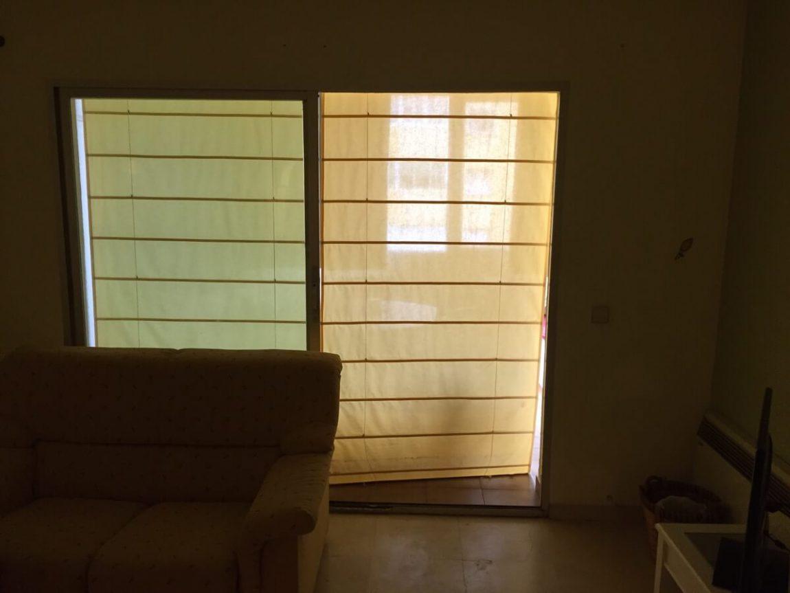 pre renovation living room view shroud